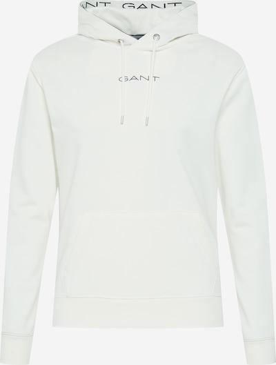 szürke / fehér GANT Tréning póló, Termék nézet