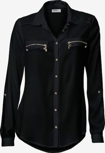 heine Hemdbluse in schwarz, Produktansicht