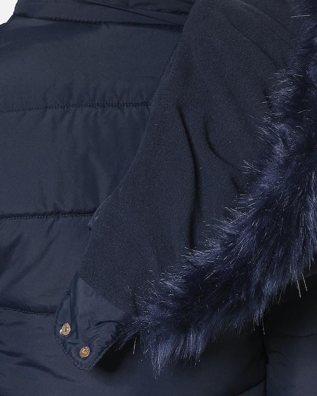 LEMON BERET Winterjacke in nachtblau | ABOUT YOU