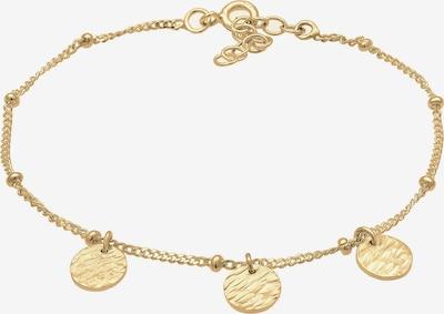 ELLI Armband 'Geo, Organic' in gold, Produktansicht