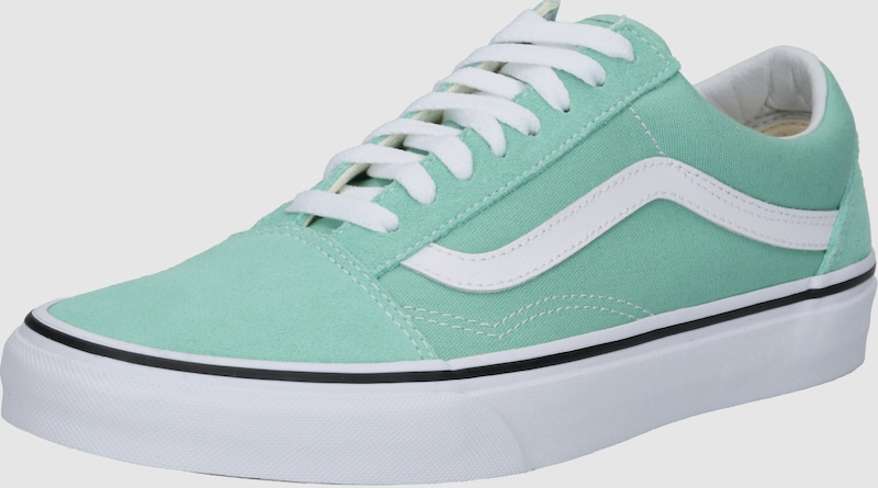 VANS Sneakers 'Old Skool' in mint weiß VNS0088010000001