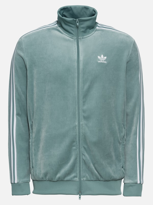 ADIDAS ORIGINALS Jacke 'COZY' in mint weiß | ABOUT YOU