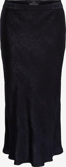 Sijonas iš SET , spalva - juoda / margai juoda, Prekių apžvalga