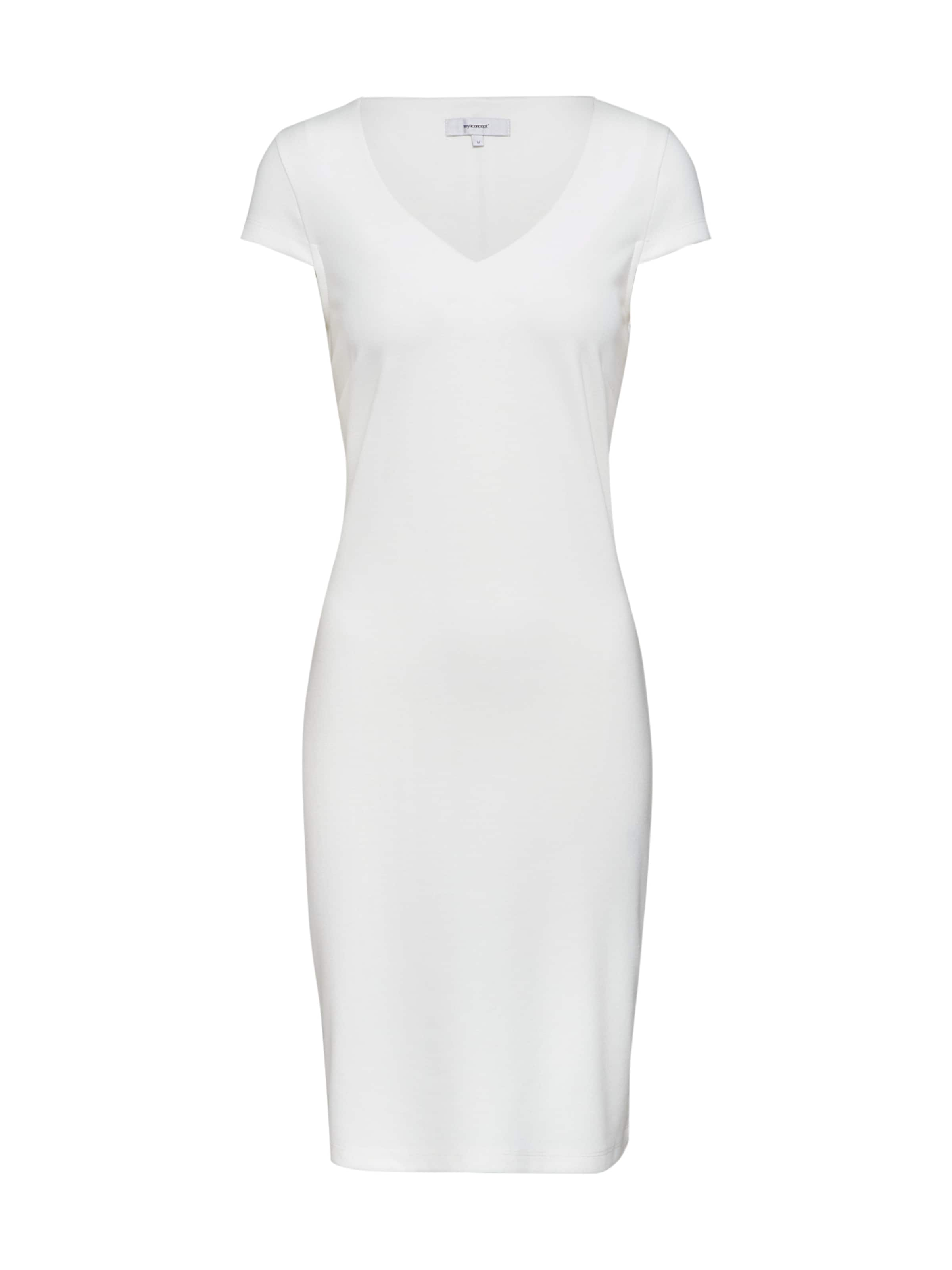 Soyaconcept In Soyaconcept Offwhite Kleid In 'dena' Soyaconcept 'dena' Kleid In Kleid Offwhite 'dena' 80mONnvw