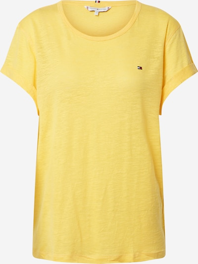 TOMMY HILFIGER Shirt 'VIKKI' in gelb, Produktansicht