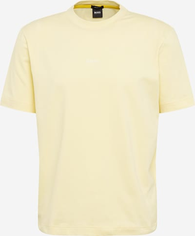 BOSS Shirt 'TChup 10216254 01' in de kleur Geel, Productweergave