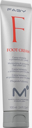 FABY 'M2 Foot Cream', Fußcreme in grau, Produktansicht