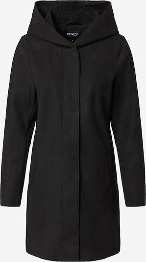Palton de primăvară-toamnă 'Siri' ONLY pe negru, Vizualizare produs