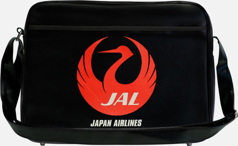 LOGOSHIRT Tasche 'Japan Airlines'
