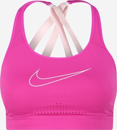 NIKE Sporta krūšturis 'GRX' pieejami rozā / balts, Preces skats