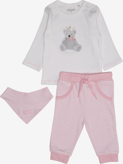 Set STACCATO pe roz deschis / alb, Vizualizare produs