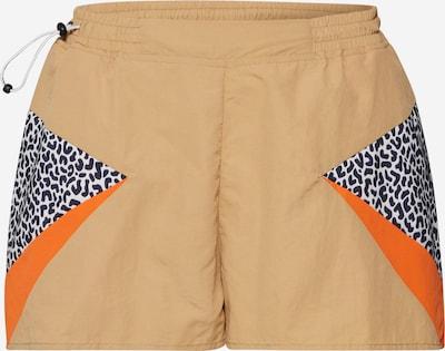 Iriedaily Shorts 'Streetz Short' in sand / orange, Produktansicht
