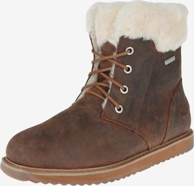EMU AUSTRALIA Stiefel in beige / braun, Produktansicht