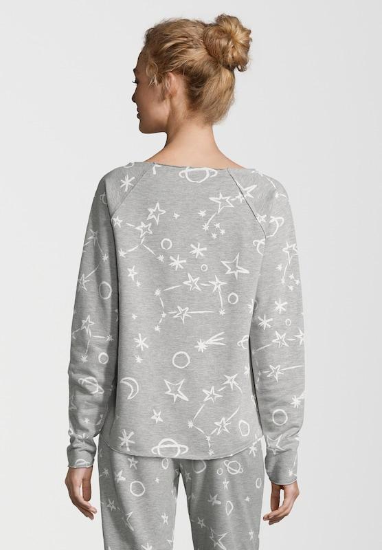 Juvia Sweater FLEECE COSMOS PRINT