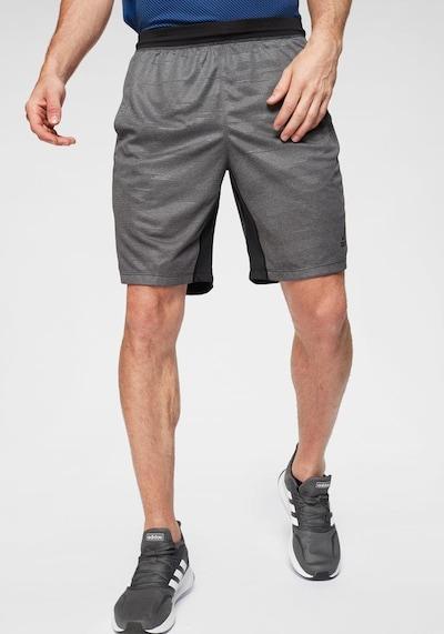 ADIDAS PERFORMANCE Shorts in grau / anthrazit, Produktansicht