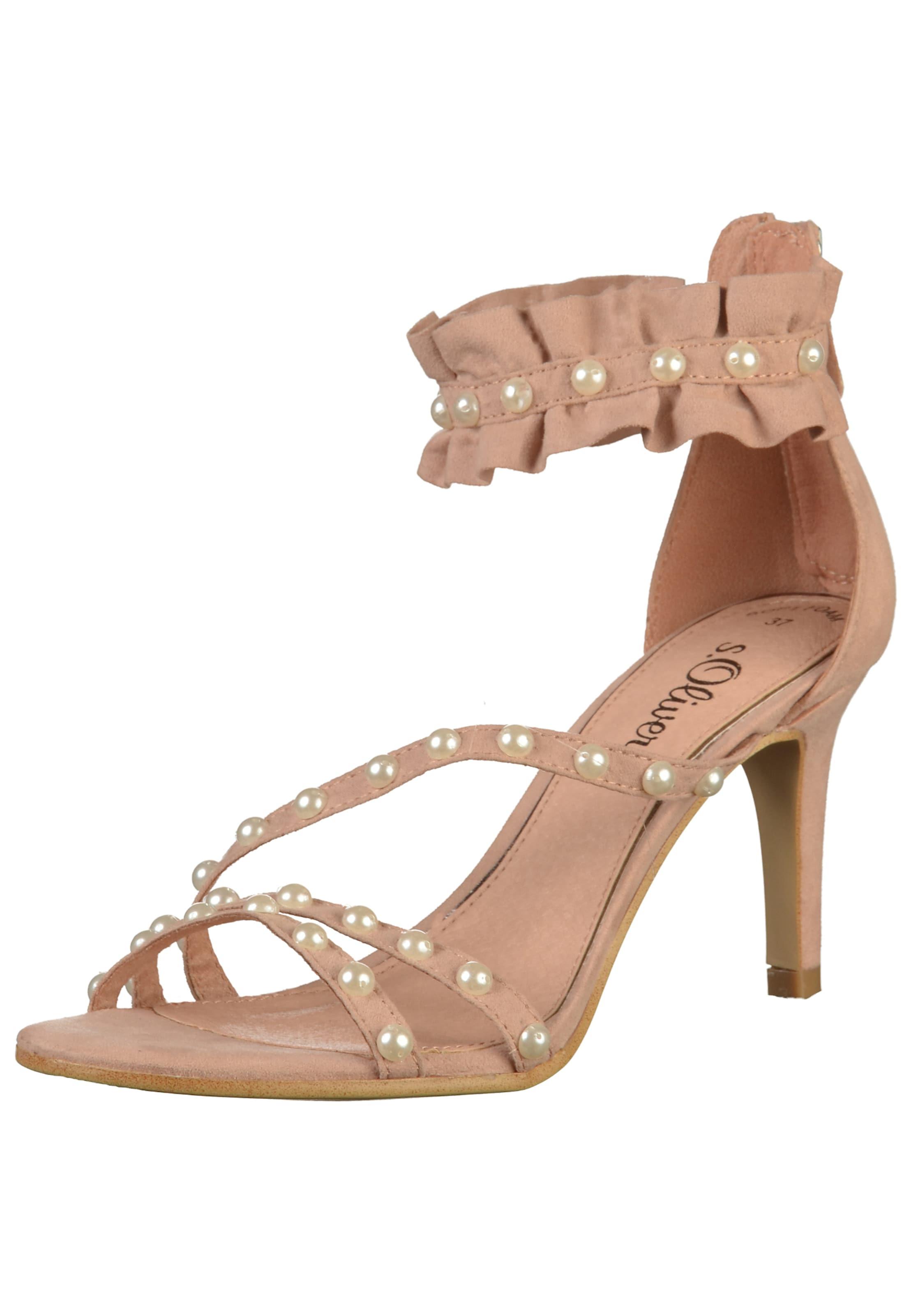 Red Label Heels High S In oliver Rosé g7IYybf6v
