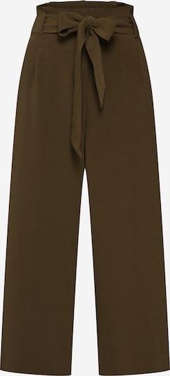 Kelnės 'BESSA PA' iš ICHI , spalva - rusvai žalia: Vaizdas iš priekio