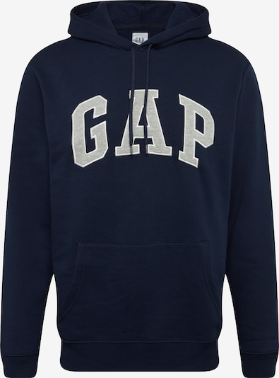 GAP Kapuzenpullover 'FLEECE ARCH' in navy, Produktansicht