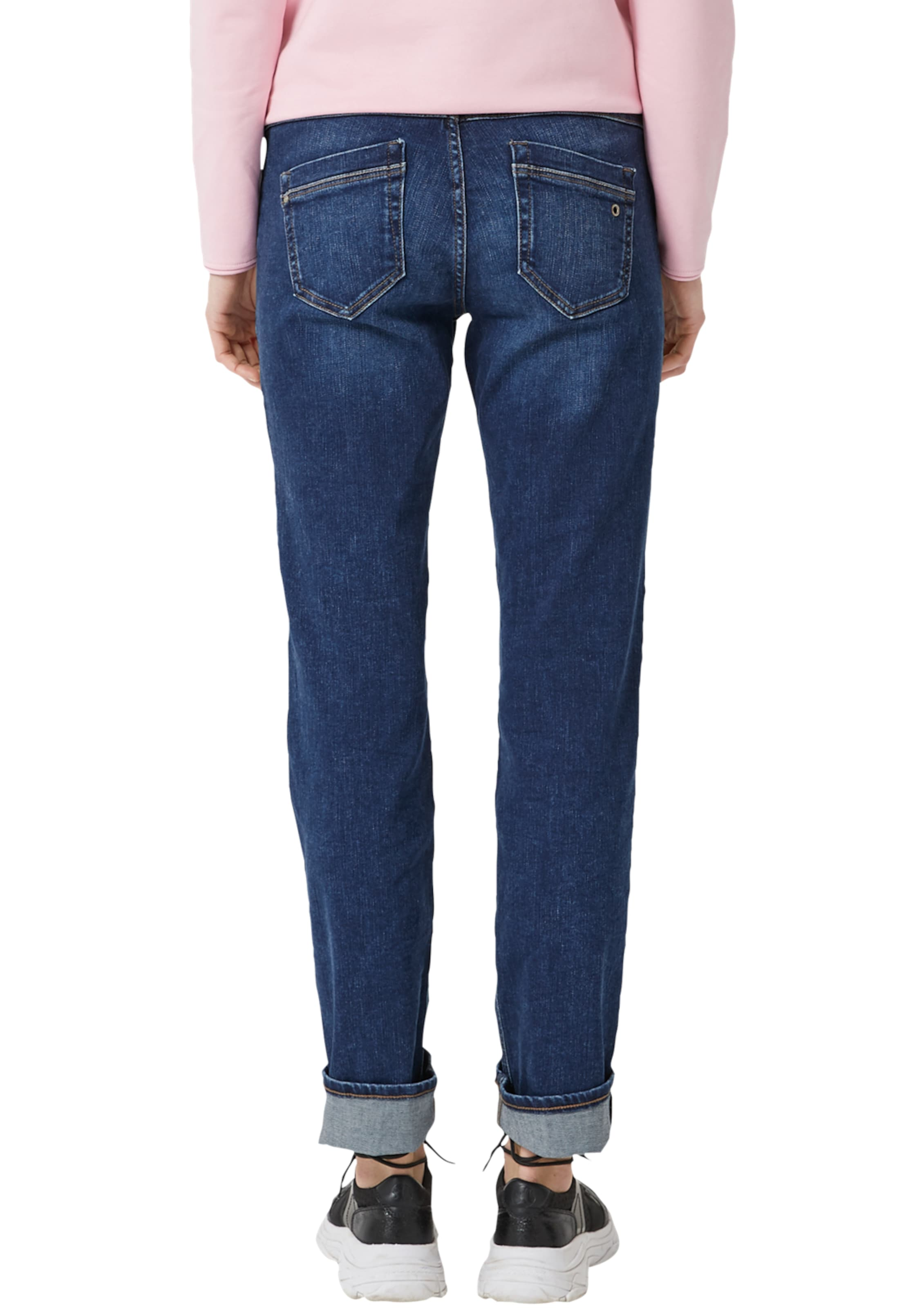 Red Jeans Blau S oliver In Label D2W9YEHI