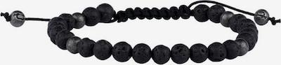 POLICE Armband 'Amroth, PJ26360BSS.01' in schwarz, Produktansicht