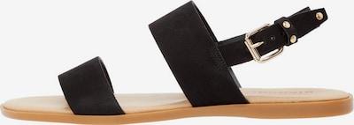 Bianco Sandale 'BIABROOKE' in schwarz, Produktansicht