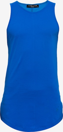 Tom Barron Tank Top in blau, Produktansicht