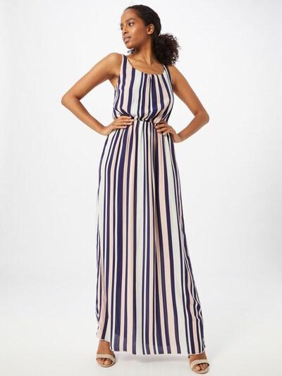Hailys Letní šaty 'Doris' - námořnická modř / bílá, Model/ka