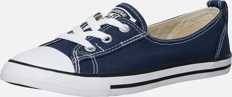 CONVERSE Sneaker 'Chuck Taylor All Star' in navy: Frontalansicht