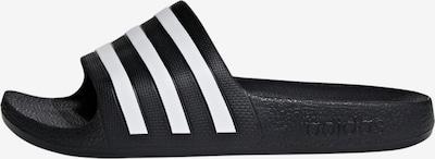 ADIDAS PERFORMANCE Cipele za plažu/kupanje u crna / bijela, Pregled proizvoda