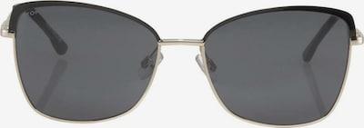 TOM TAILOR Sonnenbrille in gold / schwarz, Produktansicht