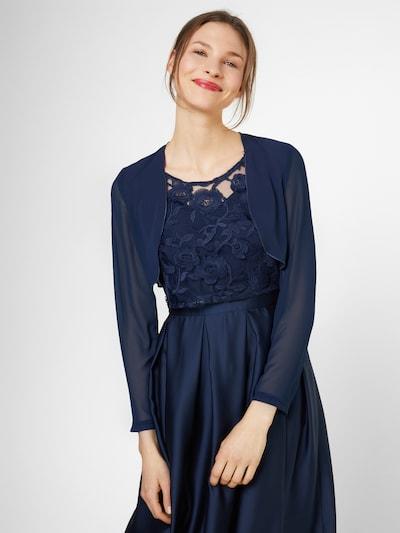 Bolero iš SWING , spalva - tamsiai mėlyna jūros spalva, Modelio vaizdas