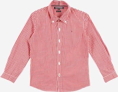 TOMMY HILFIGER Srajca 'GINGHAM' | rdeča / bela barva, Prikaz izdelka