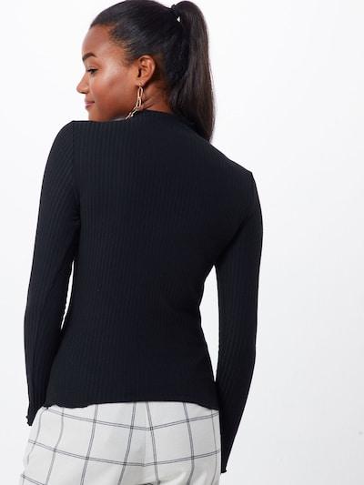 ONLY Pullover 'EMMA' in schwarz: Rückansicht