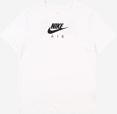 Nike Sportswear Särk 'Air' must / valkjas, Tootevaade