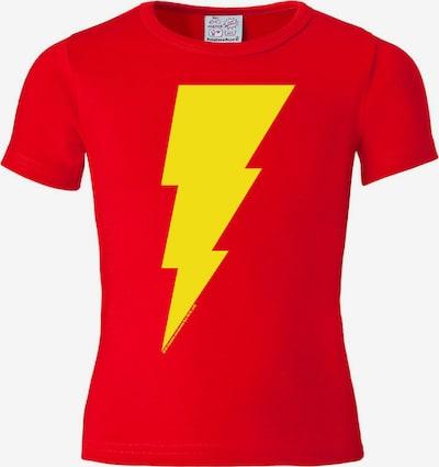 LOGOSHIRT Shirt in de kleur Geel / Rood, Productweergave