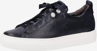 Paul Green Sneaker in kobaltblau / weiß, Produktansicht