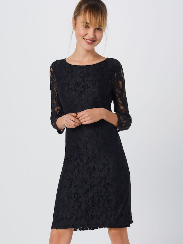 Robe Cocktail En Noir Street De One ZwiXOPTku