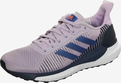 ADIDAS PERFORMANCE Chaussure de course 'Solar Glide ST' en bleu / violet / noir, Vue avec produit
