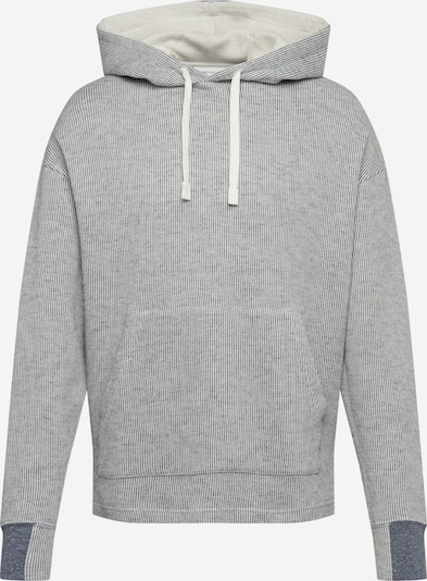 ARMEDANGELS Sweatshirt 'BAAS STRIPES' in grau, Produktansicht