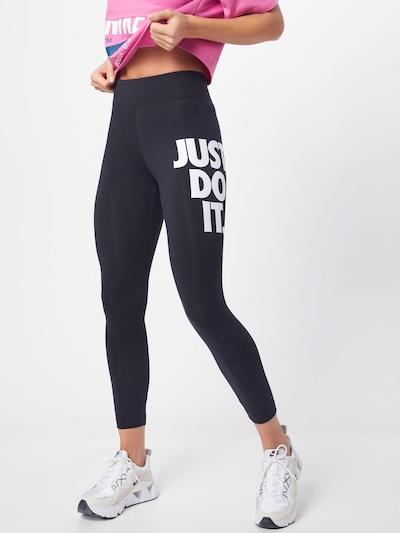 Kelnės iš Nike Sportswear , spalva - kobalto mėlyna, Modelio vaizdas