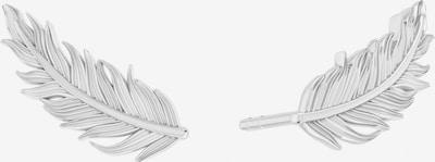 ID Fine Náušnice 'Raven Earstuds' - strieborná, Produkt
