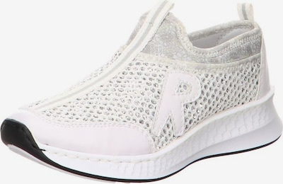 RIEKER Slipper 'R' in grau / rosa / weiß, Produktansicht