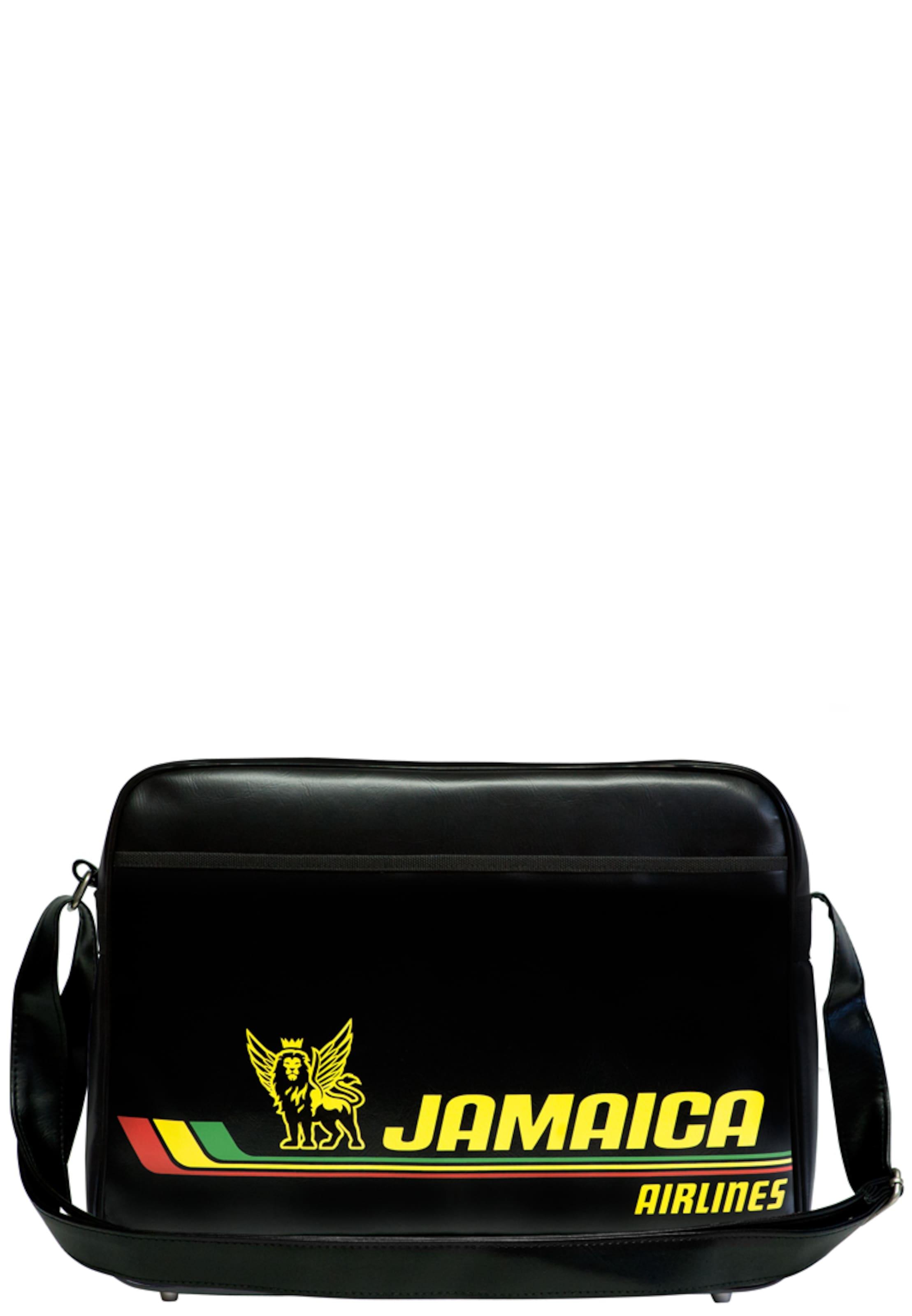 LOGOSHIRT Tasche 'Jamaica Airlines' Zu Verkaufen Billig Authentisch ClndNAf