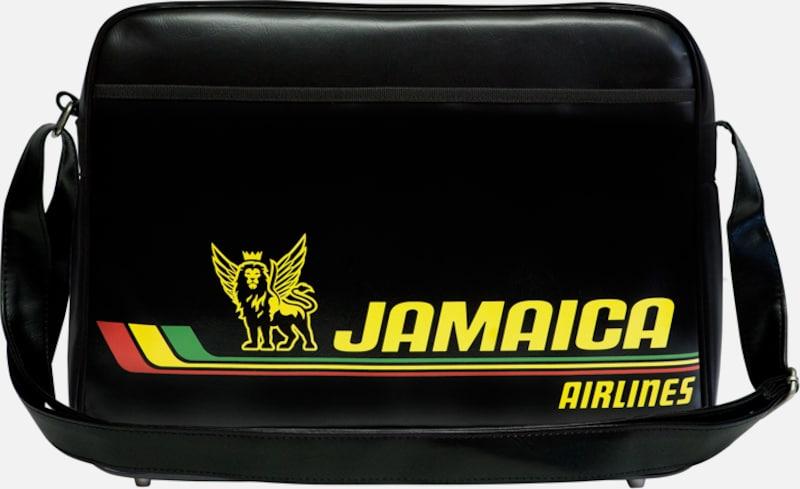 LOGOSHIRT Tasche 'Jamaica Airlines'