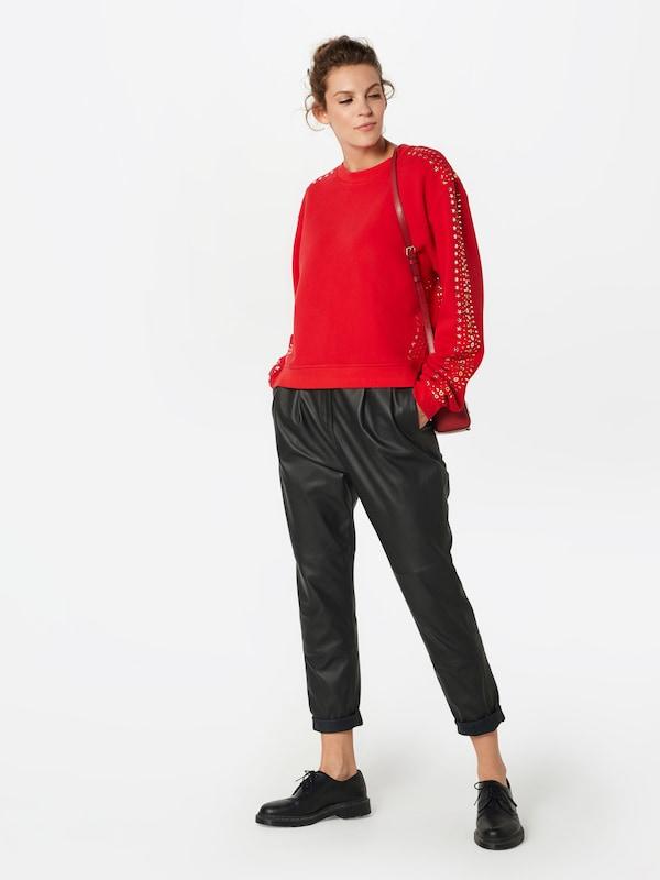 Rouge shirt Sweat The En Kooples Sport 8wvn0mN