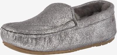 EMU AUSTRALIA Hausschuhe 'Talia' in silber, Produktansicht