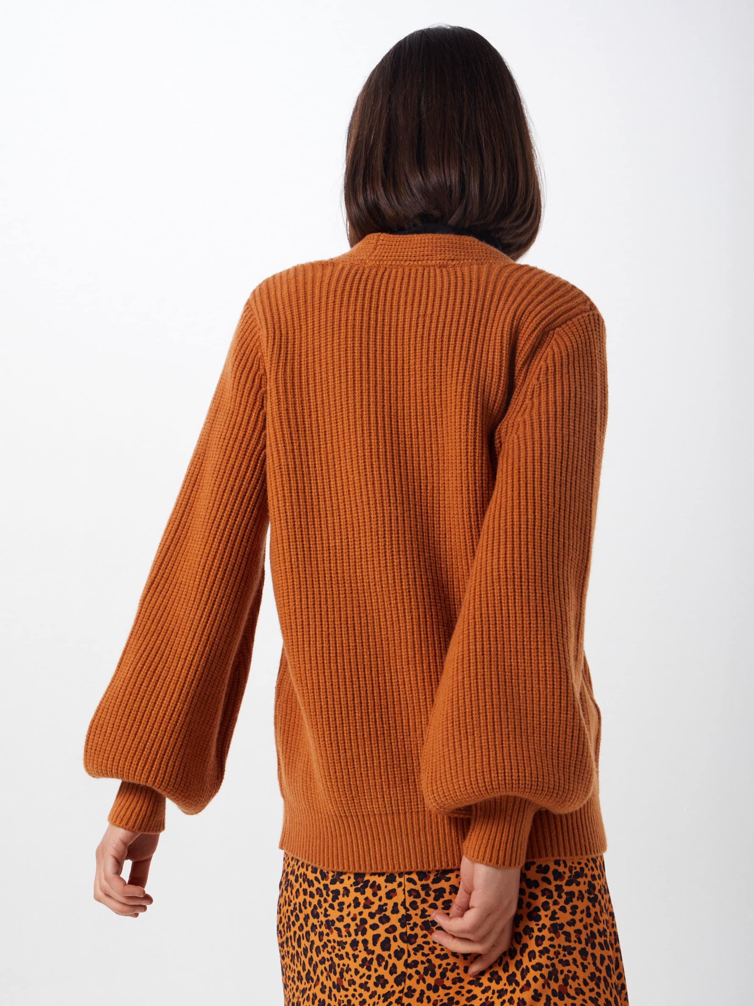 Just 'sophie' Female In Strickjacke Orange byIgvY6mf7