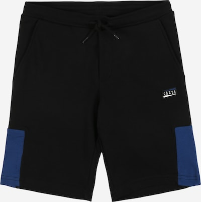Jack & Jones Junior Sporthose in schwarz, Produktansicht