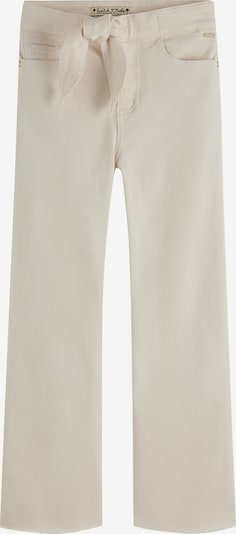 Scotch R'Belle Jeans in white denim, Produktansicht