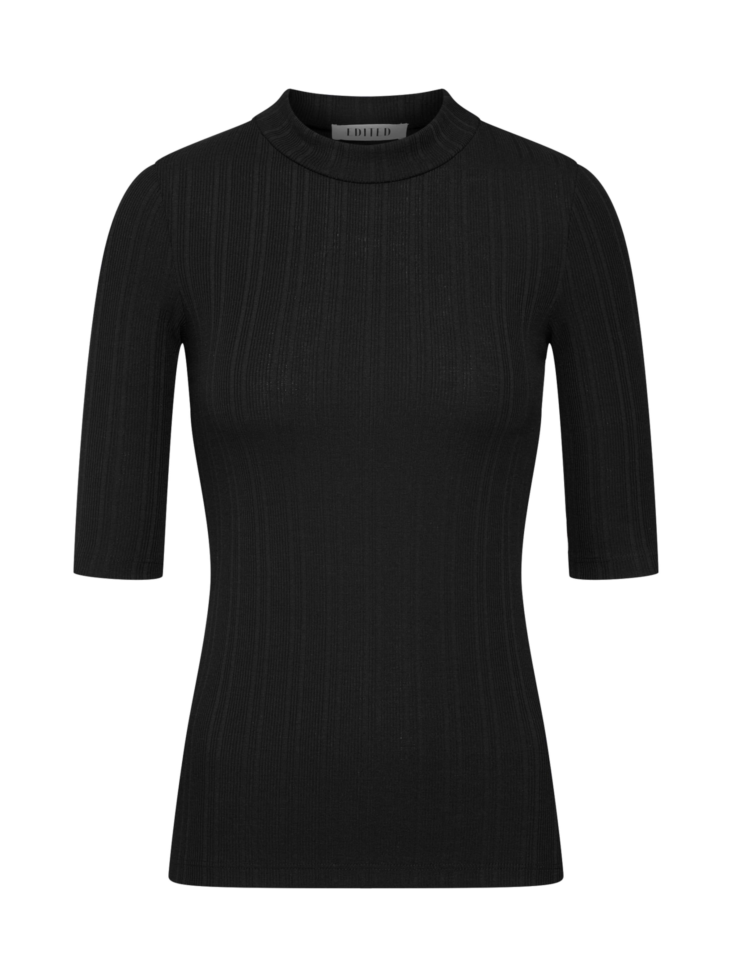 T shirt En Edited 'jeni' Noir f6gyvbY7